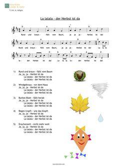 Herbstlied für #krippe und #kindergarten - gibt´... - #automne #für #gibt #Herbstlied #Kindergarten #Krippe #und