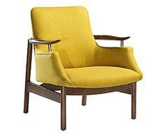 Shop hier je gele fauteuil met korting tot 70% | Westwing