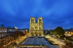 15 Classic Sites and Monuments to Visit in Paris: Notre Dame Cathedral