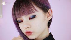 Night Fog | Smoky Cat Eye Makeup Tutorial for Monolids & Hooded Eyes