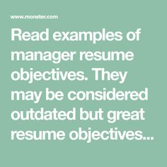 Resume Objective Example For Customer Service Customer Service Resume Objective Examples For Customer Service Po .
