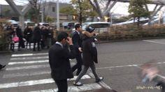 [20150208] Kim Hyun Joong in Niigata - Leaving Venue