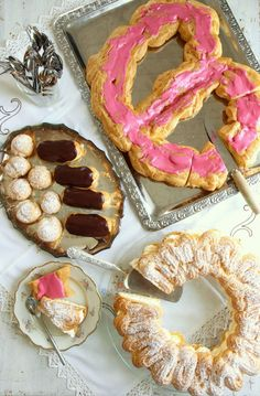 no Croquembouche, Eclairs, Churros, Doughnut, Food And Drink, Baking, Desserts, Pastry Chef, Tailgate Desserts
