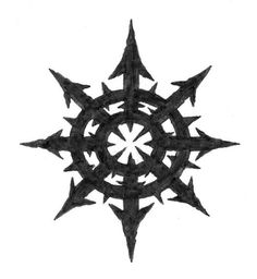 symbol for chaos - Google Search