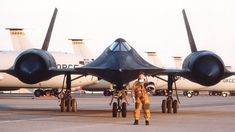 Meet Terry Pappas, Ex-NASA and SR-71 Blackbird Pilot - Tested
