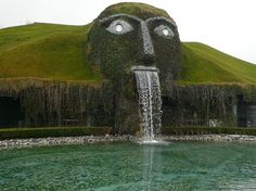 The Giant - Swarovski Crystal World in Wattens
