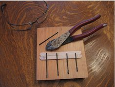 Leah from the Almost Unschoolers blog decided to take on the project of creating a homemade mbira (kalimba) while studying Kenya with her kids. A complete list of supplies and tools she used for t…