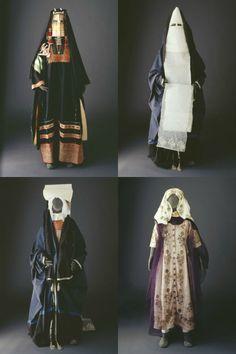 Saudi Arabian Costumes