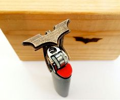 Batman Branding Iron | DudeIWantThat.com