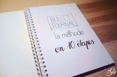 Créer son bullet journal