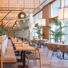 SpongeUp terracota, lámpara de suspensión de #Pott Color Terracota, Barcelona, Decor Inspiration, Food Concept, Interior S, Interiores Design, Conference Room, Pottery, Furniture