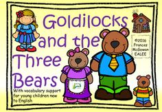 Goldilocks and the Three Bears story  has follow up activities related to the story.  All pages are printable.This resource could be particularly useful if doing the Fairyland topic as part of the Curriculum for Excellence and using the story of Goldilocks and the Three Bears.