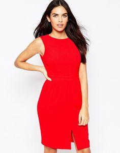 ASOS Sleeveless Wiggle Dress