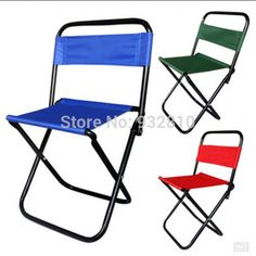 Bearing 80KG Cute Portable MINI Camping Chair Outdoor Aluminum Alloy Folding Fishing Stool Small Seat Beach Chairs Travel SK347-in Folding Chairs from Furniture on Aliexpress.com | Alibaba Group