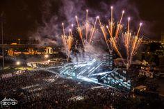 Armin Van Buuren - Electric Zoo 2014