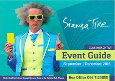 Event Guide, Irish Culture, Irish Traditions, The Fosters, Theatre, Folk, December, Pdf, Theater