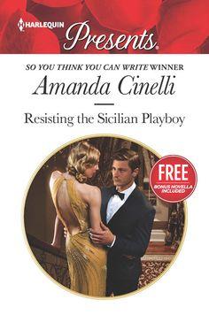 Resisting the Sicilian Playboy (SYTYCW winner): Christmas at the Castello (bonus novella) (Harlequin Presents) - Kindle edition by Amanda Cinelli. Romance Kindle eBooks @ Amazon.com.