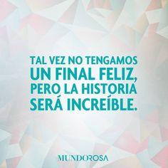 frase final feliz quote https://www.facebook.com/MundoRosaMx