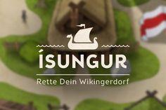 Wikinger Online-Spiel. Isungur. Rette dein Wikingerdorf! Begib dich in das Norwegen des Mittelalters und lerne das wahre Leben der Wikinger kennen! Rette auf deiner Reise voll Abenteuer und spannender Orte mit Wissen und Geschick dein Wikingerdorf.