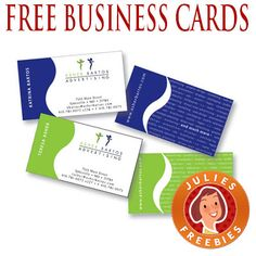 Get 250 Free Business Cards