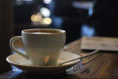 When comparing decaf vs regular coffee, you have to take both the positive and the negative impacts of caffeine. Decaf Coffee, The Secret, Tea Cups, Restaurant, Tableware, Swinging Doors, Moment, Chai, Starters