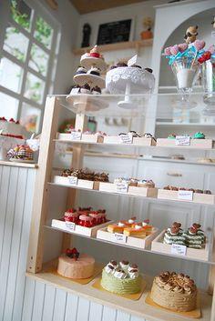 At My Sweet Shop♥ by aya, via Flickr