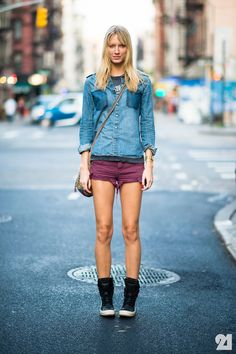 Le 21ème | Amy Hixson | New York City