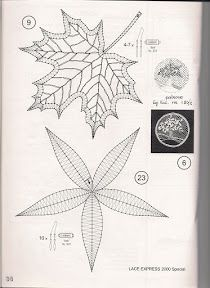 Lace Our Garden 2000 - Carmen sobral silva - Picasa Albums Web Bobbin Lace Patterns, Crochet Doily Patterns, Doilies Crochet, Christmas Leaves, Russian Crochet, Lace Art, Paper Embroidery, Embroidery Dress, Lacemaking