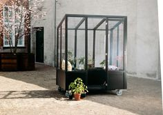 Urban greenhouse from Denmark