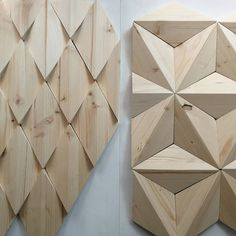 Sneak peek of what you will be able to see on our stand NT12 at @surfacethinking next week! See you in London!  @kingkongdesign #moduuli #MODUULIWOOD #origamidecor #walldecor #wood #woodwalldecor #woodentiles #diamond #geometry #geometricwallart #geometrictiles #3dwalltiles #geometricwall #walldesign #acoustictiles #acousticpanels #naturalmaterials #recycledwood #pinewood #geometricdecor #geometrictiles #londondesign #newtalent2020 #surfacedesignshow #polishdesigner