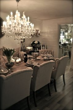 rustic glam has stolen my heart thanks to this beautiful design by gregory funk - Colorful Dining Room Tables