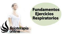 Ejercicios respiratorios. Principios fundamentales.