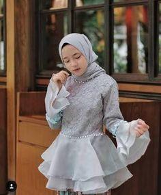 See More – Hijab Fashion 2020 Kebaya Modern Hijab, Kebaya Hijab, Kebaya Brokat, Kebaya Muslim, Dress Muslim Modern, Muslim Dress, Model Kebaya Modern Muslim, Kebaya Lace, Kebaya Dress