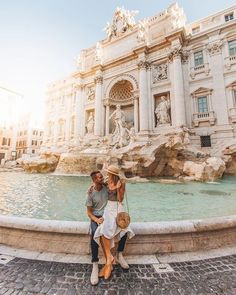 ♡ We love this moment created in Rome, Italy 🇮🇹 ↡ If you haven't watched our IG story yet, check it out for the perfect gift idea for Valentine's Day! ❤️ ↡ Remember to tag us or use for YOUR chance to be featured 📸 via Couple Travel Photos, Travel Pictures, Rome Travel, Italy Travel, Visit Rome, Italy Pictures, Photos Voyages, Shooting Photo, Travel Aesthetic