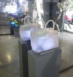 Illuminated Rock Crystal Handbag, Randy Polumbo's Tunnel of Love