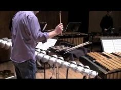 """Aluphone in John Cage """"Chess Pieces"""""""