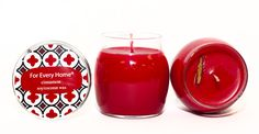 For Every Home Cinnamon Soy Coconut Candle.