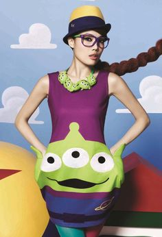 "Alien Fashionist ""Toys"""