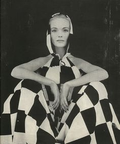Harper's Bazaar, 1959 - Inspiration for the new Vuitton collection?
