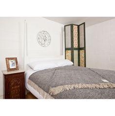 Herringbone Weave, Herringbone Throw, Irish Throw, Pure New Wool Blanket - Avoca.com