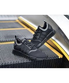 Find Adidas Nmd Triple Black Uk online or in Airyeezyshoes. Shop Top Brands and the latest styles Adidas Nmd Triple Black Uk at Airyeezyshoes. Tennis Sneakers, New Sneakers, Sneakers Fashion, Adidas Sneakers, Adidas Nmd Triple White, Black Adidas, Bordeaux, Adidas Nmd Primeknit, Black