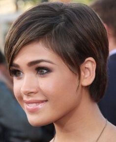 trendy short haircuts - Google Search