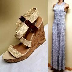 Lou & Grey long sleeveless gray dress size XS - Grey Dresses - Ideas of Grey Dresses Grey Dresses, Gray, Ideas, Fashion, Moda, Fashion Styles, Grey, Fashion Illustrations, Thoughts