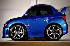 Mini-Car Subaru WRX