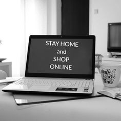 Stay Home and Shop Online E Commerce Business, Clever Quotes, Free Uk, Ecommerce, Online Shopping, Sayings, Intelligent Quotes, Net Shopping, Lyrics