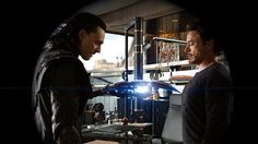 Loki, Iron man, Tony Stark, Avengers