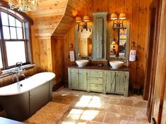 Top reasons why you should go for country bathroom decor