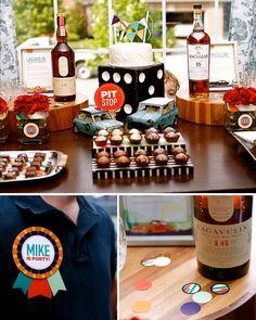 american diner diner party 50ies party 50ies diy deko rezepte decoration recipes. Black Bedroom Furniture Sets. Home Design Ideas