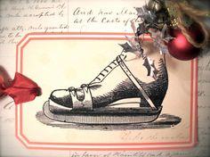 §§§ : ice skate tag