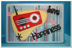 Gerda's Cards Creations: Nifty Fifties